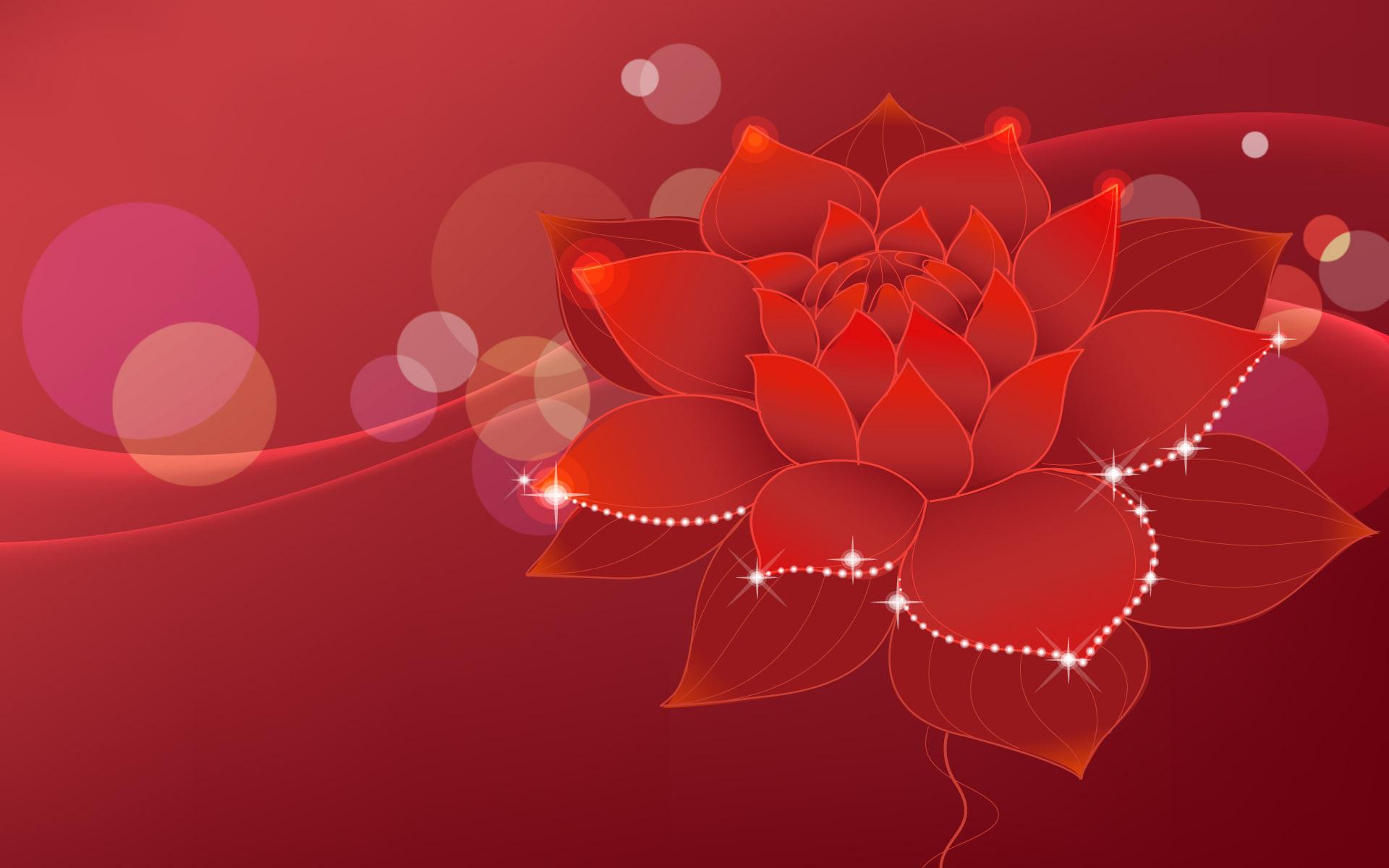 Red flower background 9 desktop background hdflowerwallpaper red flower background widescreen wallpaper mightylinksfo