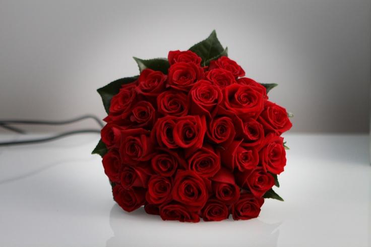 Red Flower Bouquet 3 Desktop Wallpaper - HdFlowerWallpaper.com