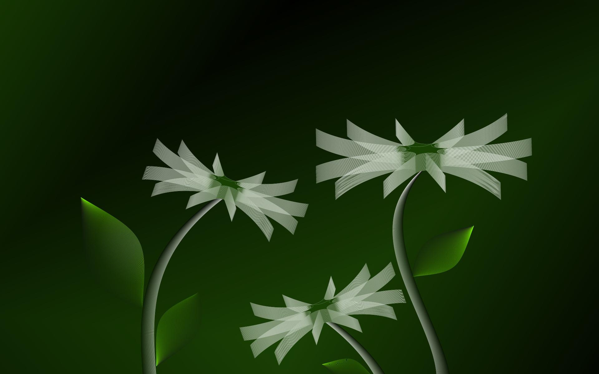 Flower Wallpaper 3D 19 Background