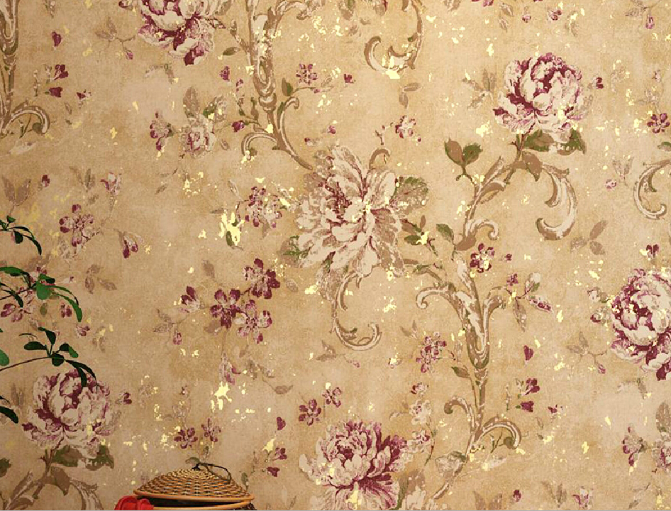 Flower wallpaper decoration 19 wide wallpaper for Wide wallpaper home decor