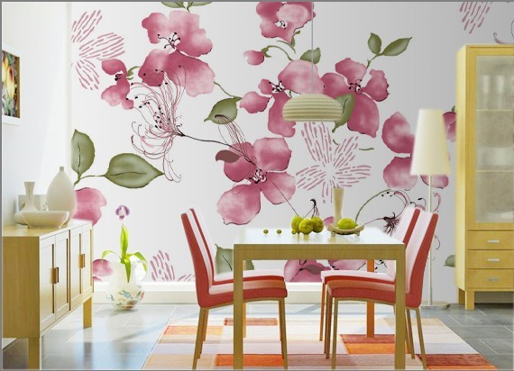 Flower Wallpaper Living Room 2 Background Wallpaper Flower Wallpaper For  Room Part 78