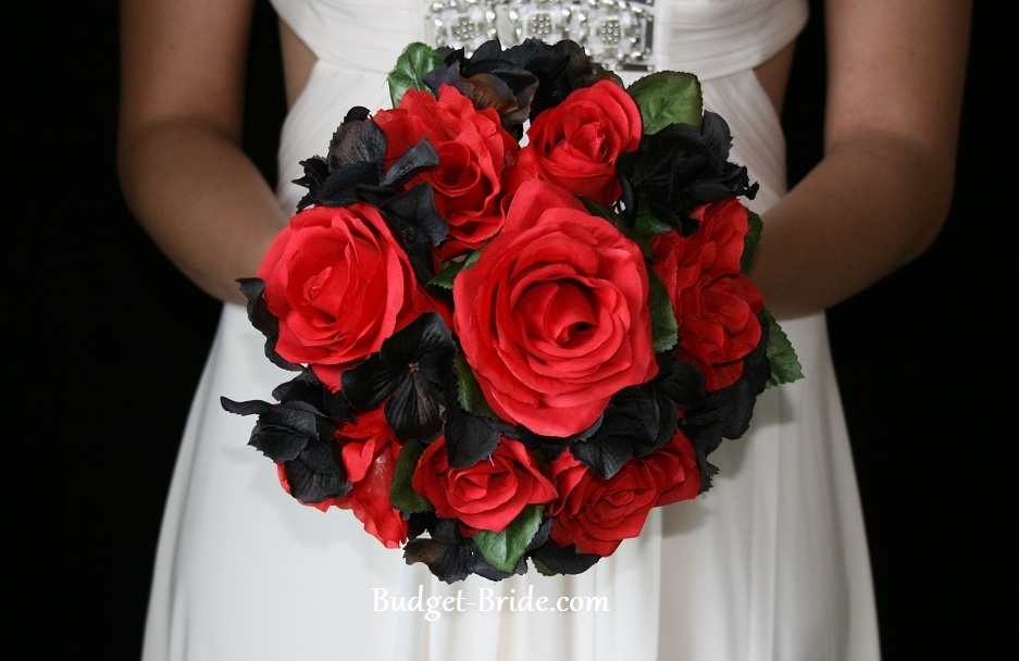 red and black wedding bouquets black flowers for wedding 21 background wallpaper 6990