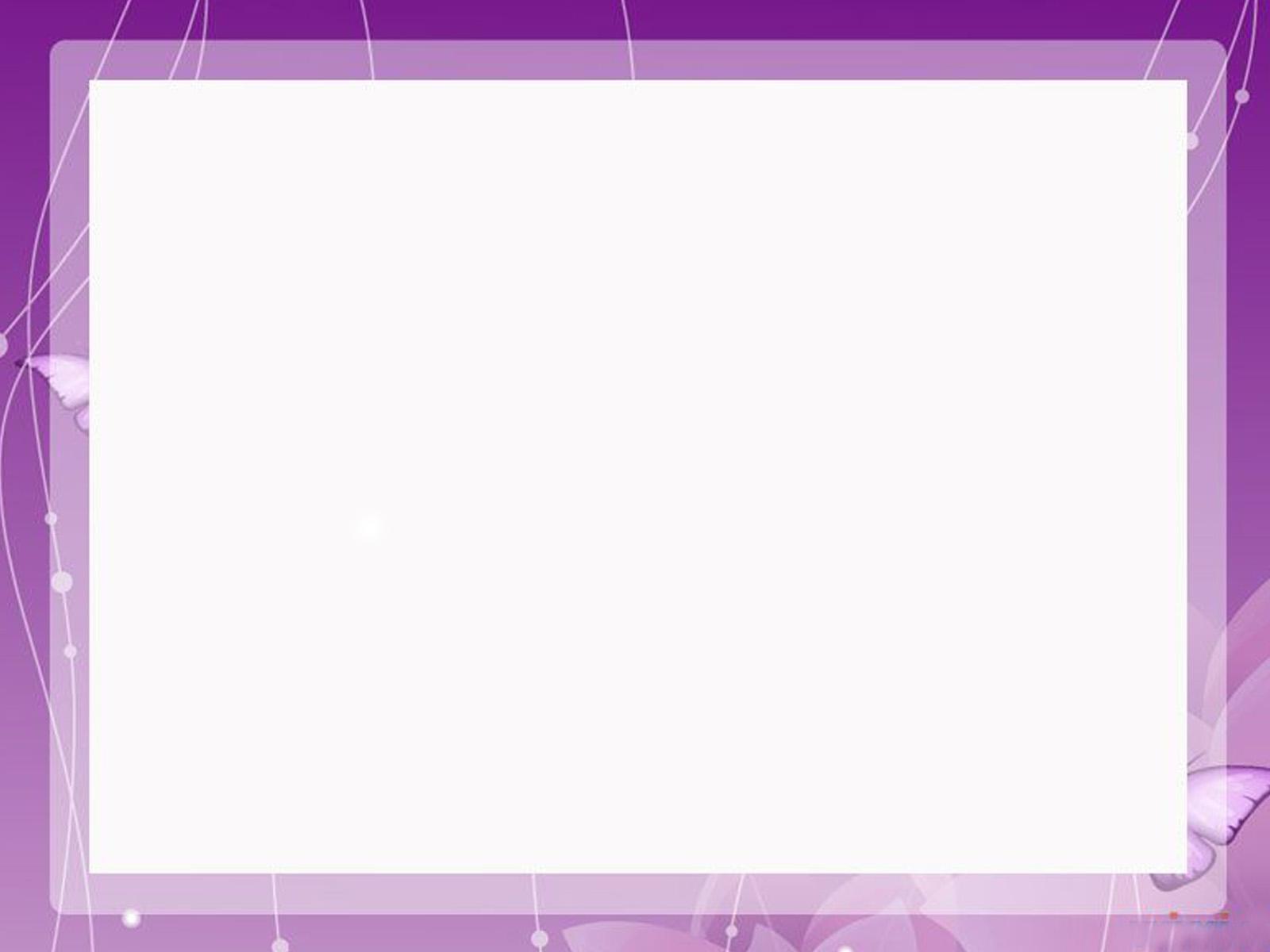 purple flower wallpaper background borders 15 desktop